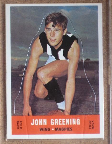 John Greening.