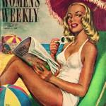 The Australian Women's Weekly cover, 5 February 1949.