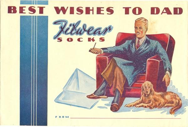 Envelope, circa 1950s, 15 x 23 cm.