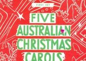 Sheet music, 5 Australian carols, cover extract, Bede