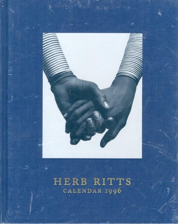 """Herb Ritts Calendar 1996"", Bullfinch, 24.5 x 17 cm."
