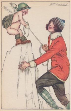 S&A Postcard 03