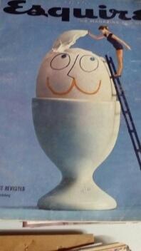 Esquire, egg