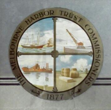 Harbor trust medallion
