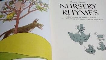 Nursery rhymes title pic