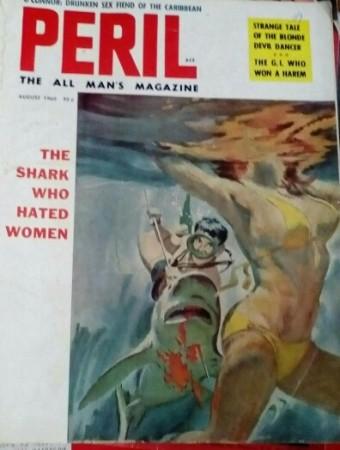 Peril - shark cover