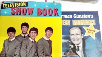 Pop culture books