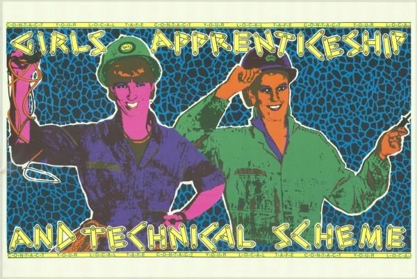 Jill posters - Apprentices