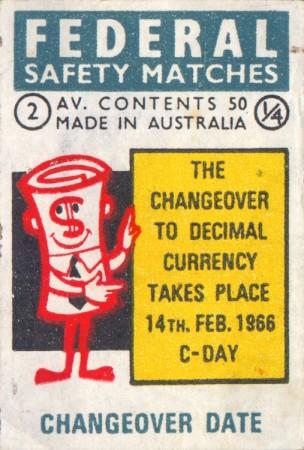 matchbox, Hillier, 1966, decimal currency