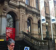 Eclectic treasures: Bendigo Post Office Gallery