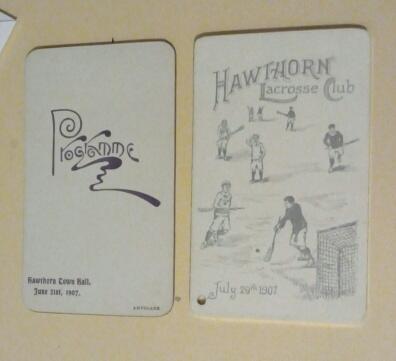 Ed dance card 3, 4