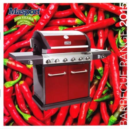 Masport Barbecue Range 2015, Masport Australia Pty Ltd, Braeside, Vic., 2015