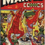 cover of Marvel Comic No.41