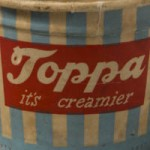 Toppa ice cream cup